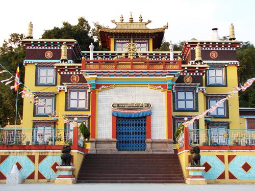 Khampagar-Monastery